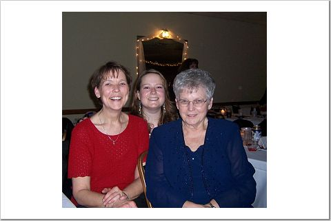 Mom, Me, Granny Marge